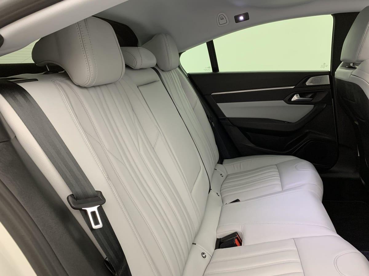 PEUGEOT 508 NOUVELLE Allure Business Hybrid 225 e-EAT8