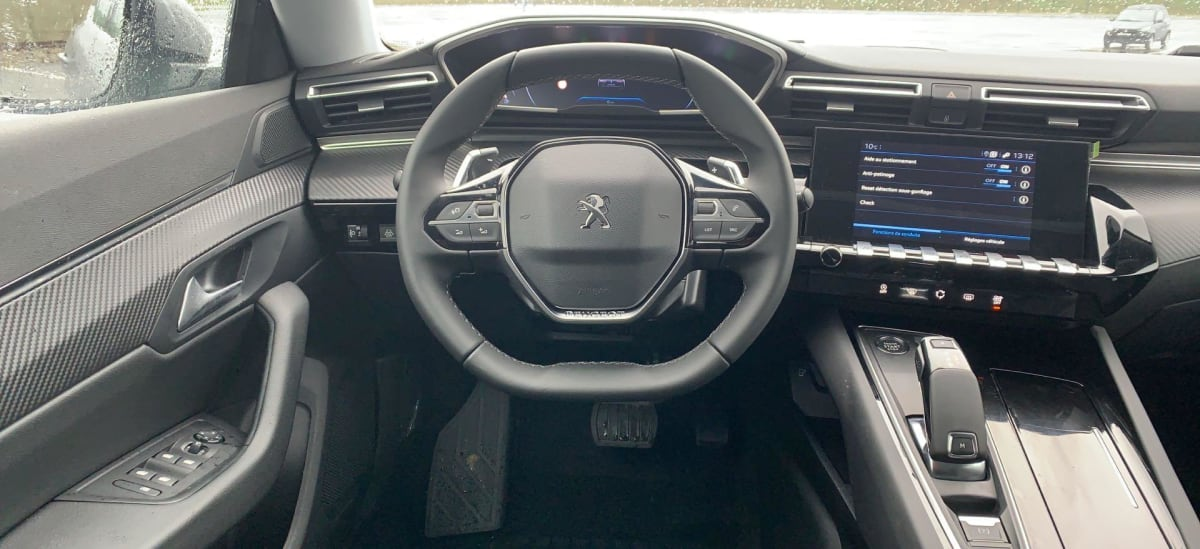 PEUGEOT 508 SW BLUEHDI 130 CH S S EAT8 ACTIVE BUSINESS