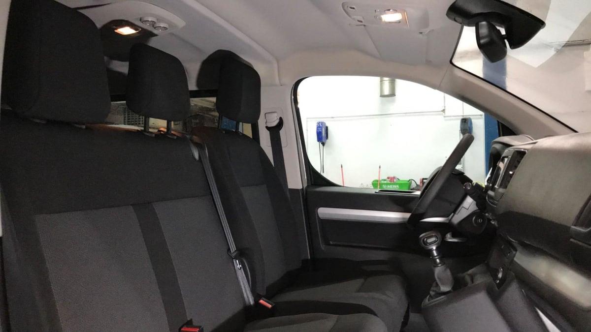PEUGEOT Traveller Business LONG BLUEHDI 120CH S S BVM6