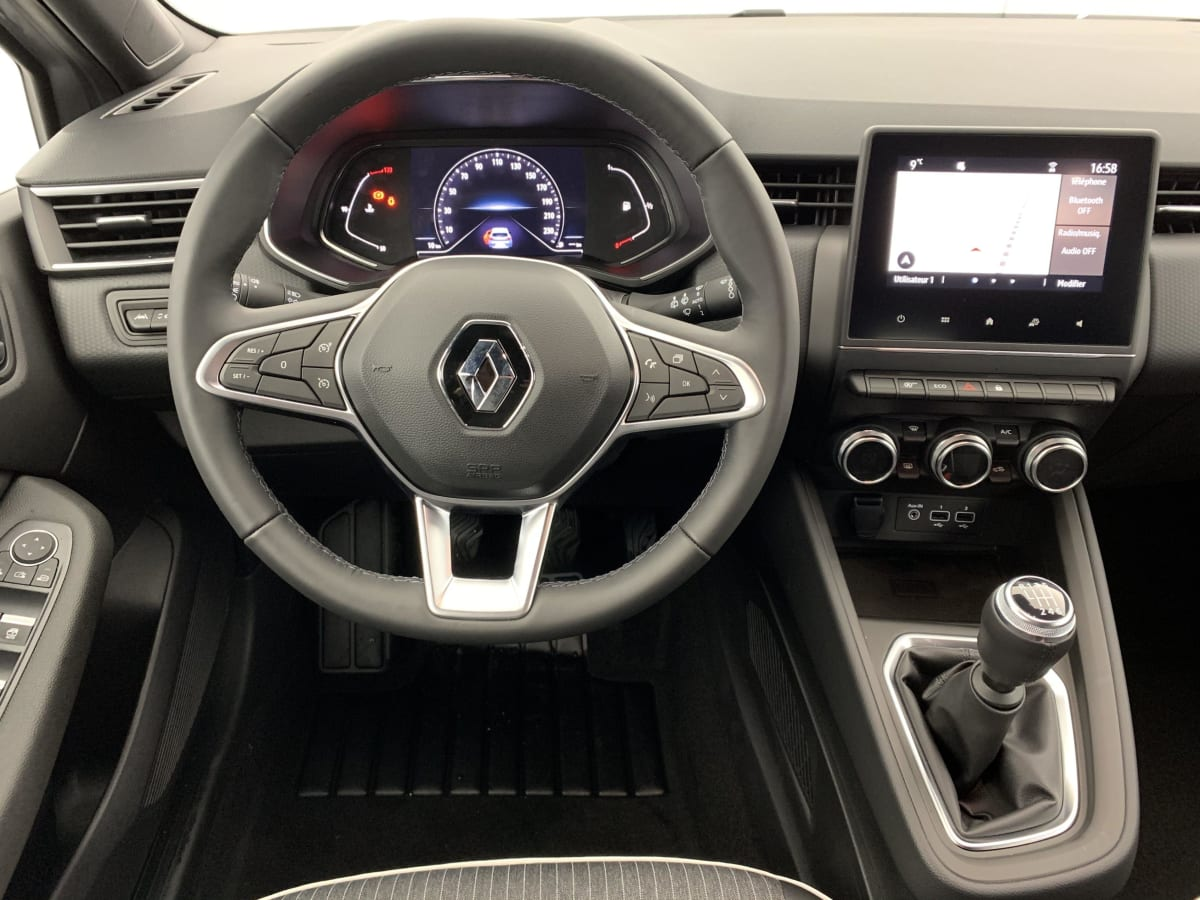 RENAULT CLIO V TCE 90 - 21 INTENS
