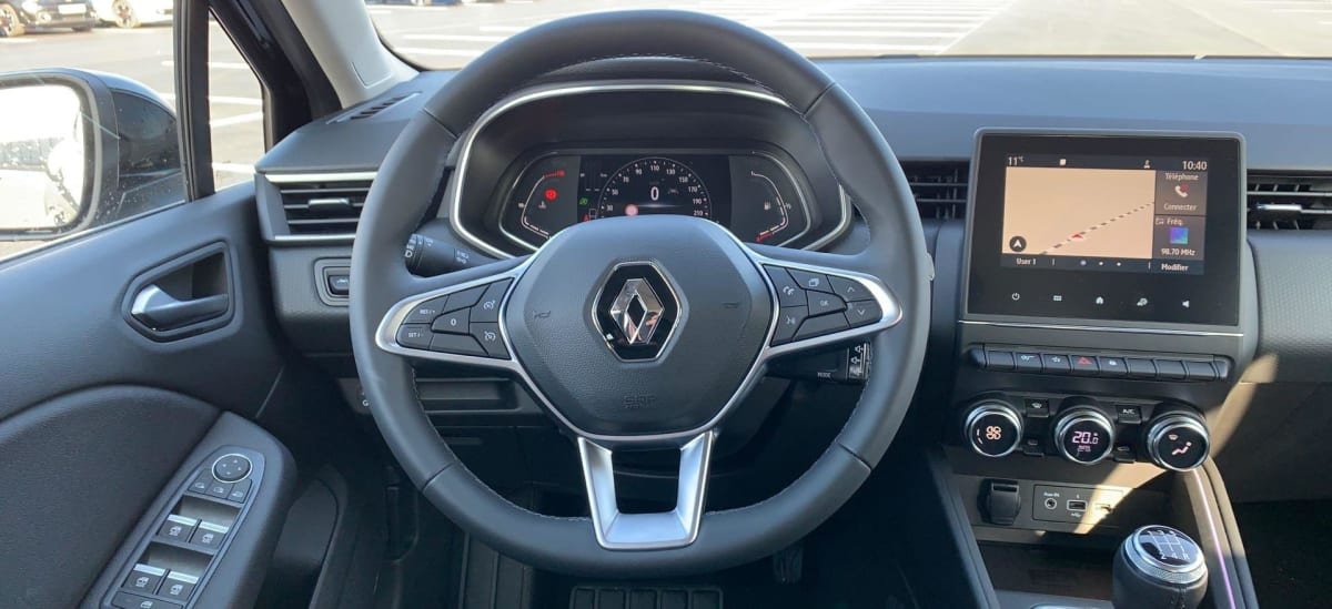 RENAULT CLIO V TCE 100 GPL INTENS