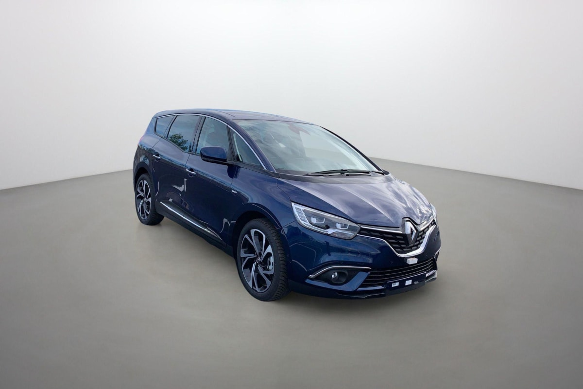 RENAULT Grand Scenic IV BLUE DCI 120 INTENS