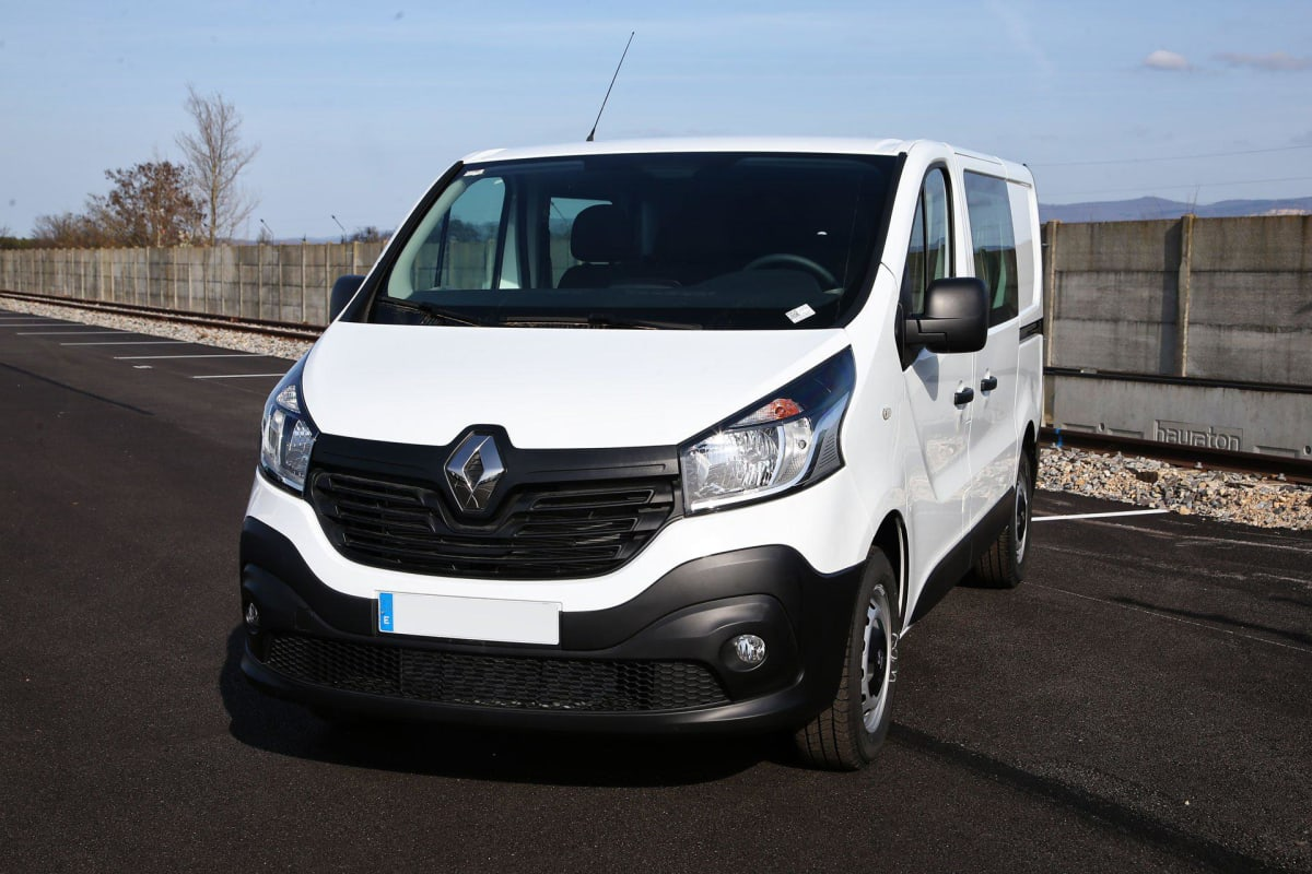 RENAULT TRAFIC CABINE APPROFONDIE 2019 L1H1 1000 KG DCI 120 E6 CONFORT