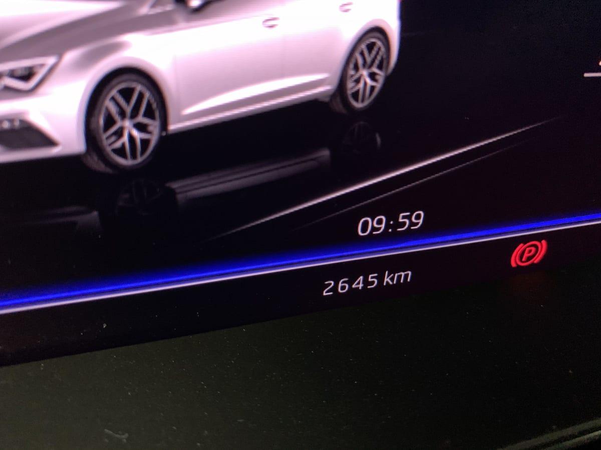 SEAT LEON 1.5 TSI 150 Start Stop ACT DSG7 FR