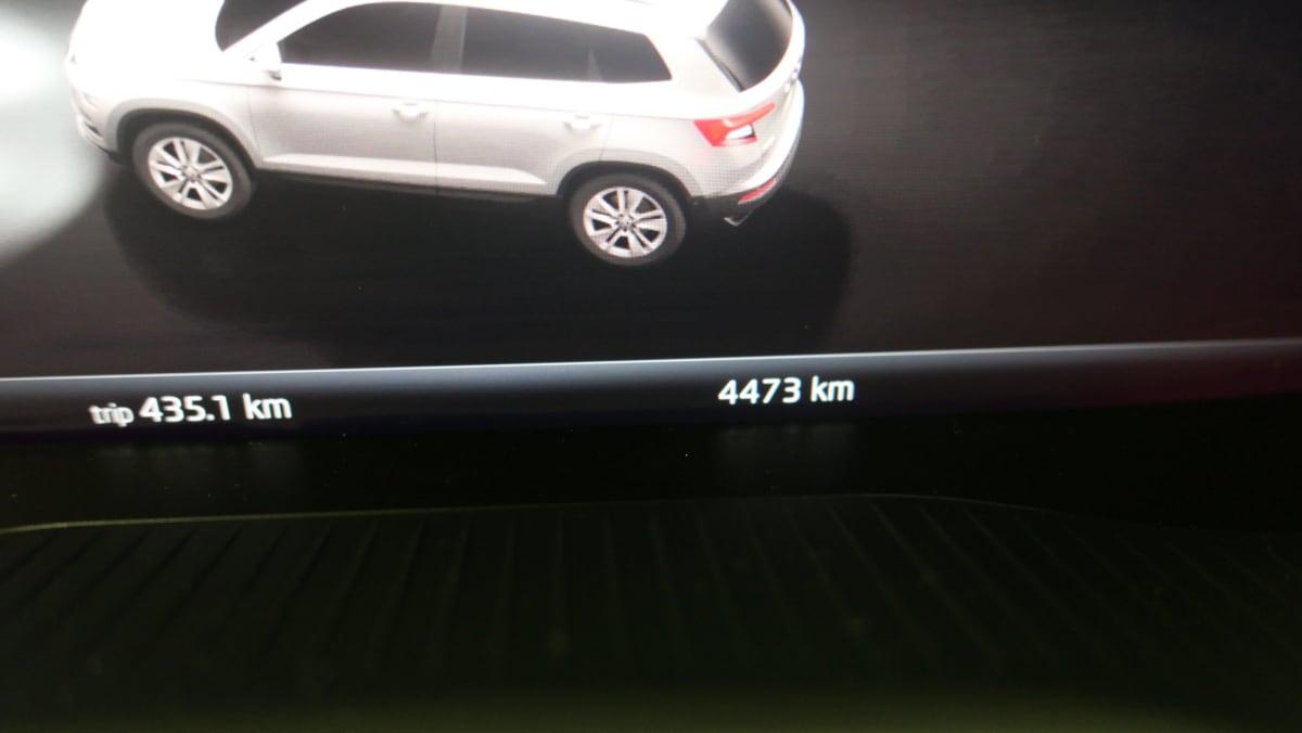 Skoda Karoq 2.0 TDI 150 ch SCR Sportline