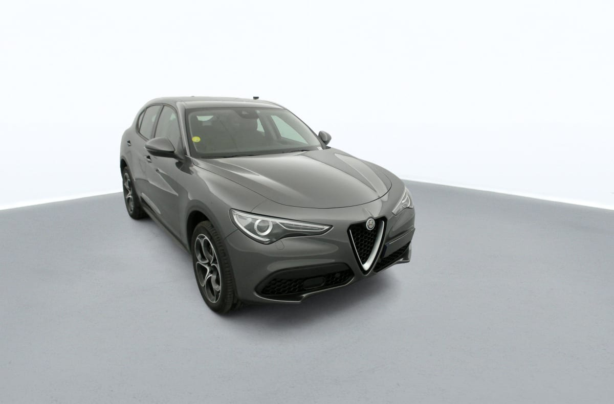 ALFA ROMEO STELVIO MY19 2.2 190 CH Q4 AT8 SUPER
