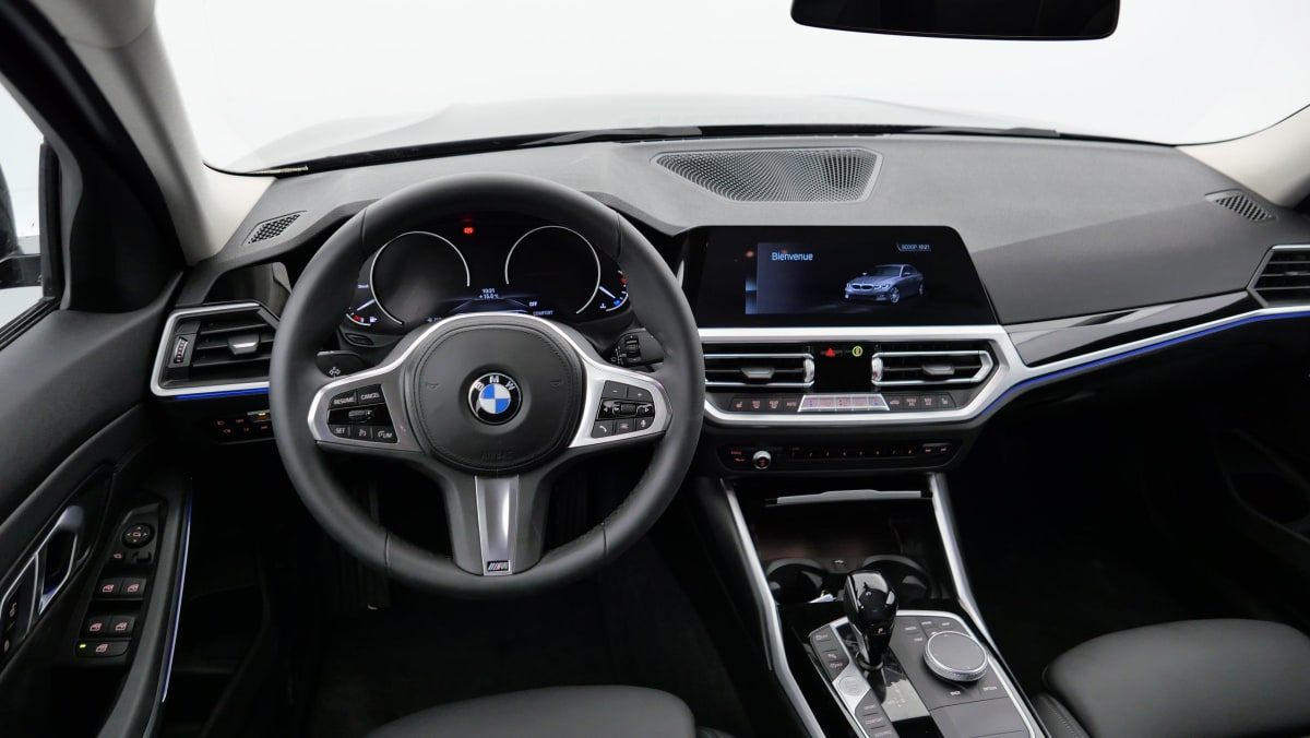 BMW Serie 3 G20 320d 190 ch BVA8 Edition Sport