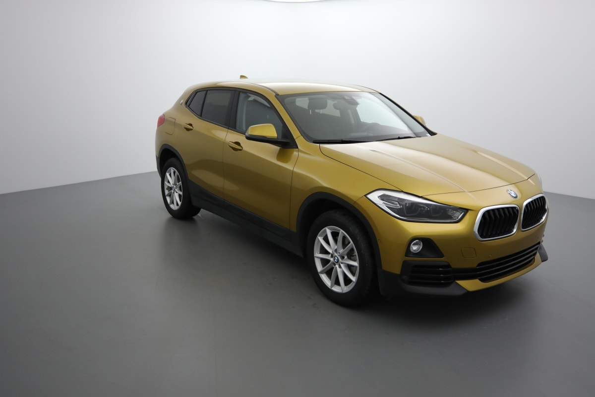 BMW X2 F39 X2 sDrive 18d 150 ch BVA8 Lounge Plus