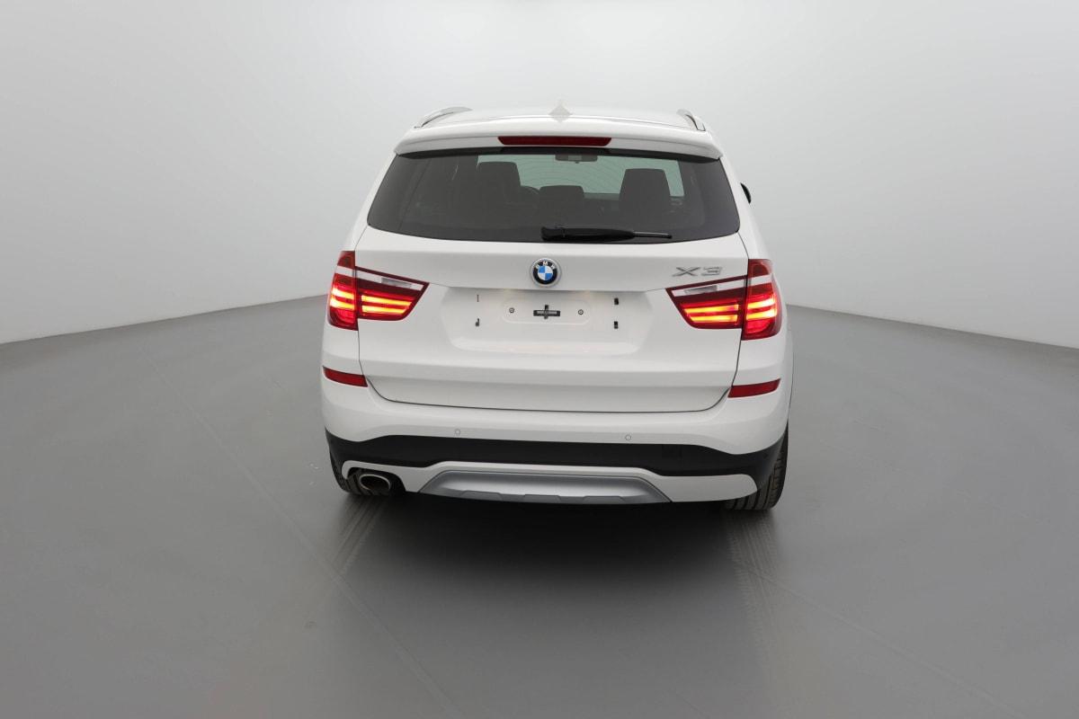 BMW X3 F25 LCI X3 sDrive18d 150ch xLine A