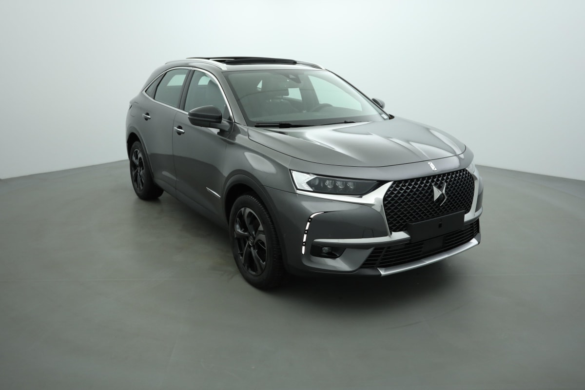 DS DS7 Crossback PureTech 225 EAT8 So Chic