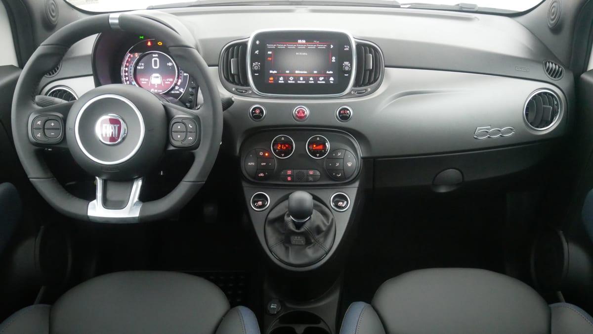 FIAT 500 MY20 SERIE 7 EURO 6D 1.2 69 CH S S ROCKSTAR
