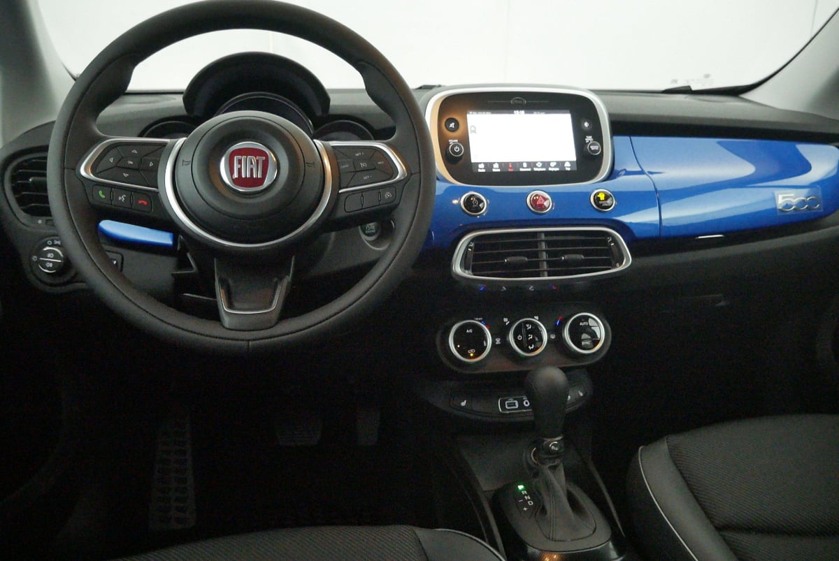 FIAT 500X MY19 1.3 FIREFLY TURBO T4 150 CH DCT CROSS