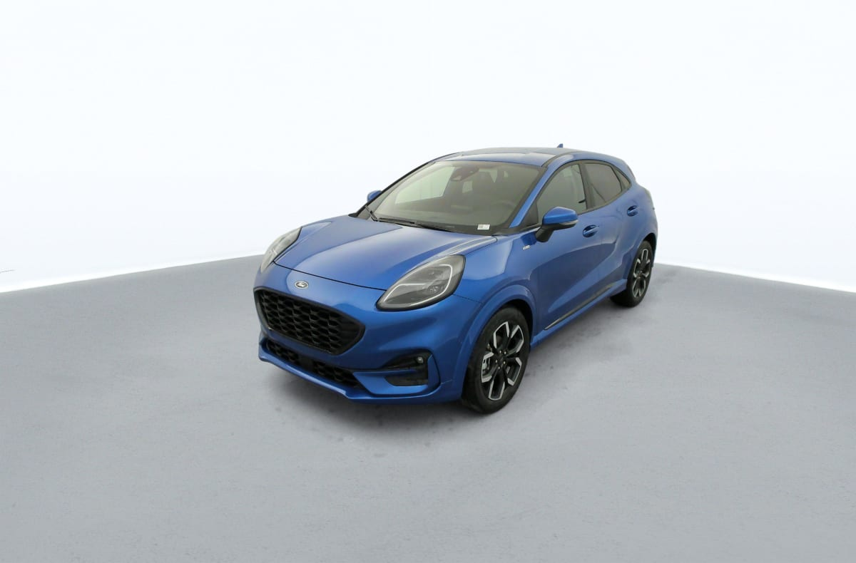 FORD PUMA 1.0 EcoBoost 155 ch mHEV S S BVM6 ST-Line X