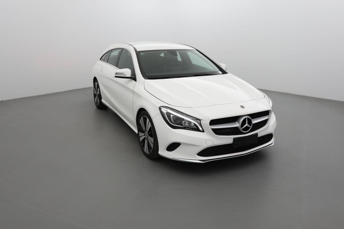 MERCEDES-BENZ CLASSE CLA SHOOTING BRAKE 200 d 7G-DCT Sensation