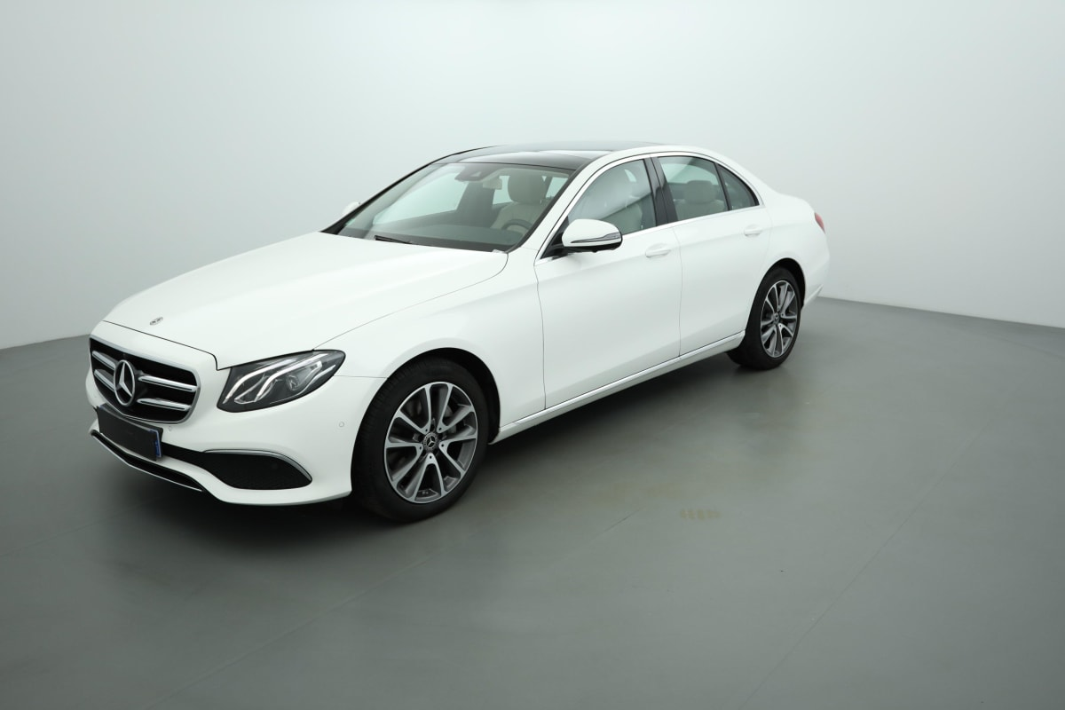MERCEDES-BENZ CLASSE E 220 D 9G-TRONIC 4-MATIC FASCINATION