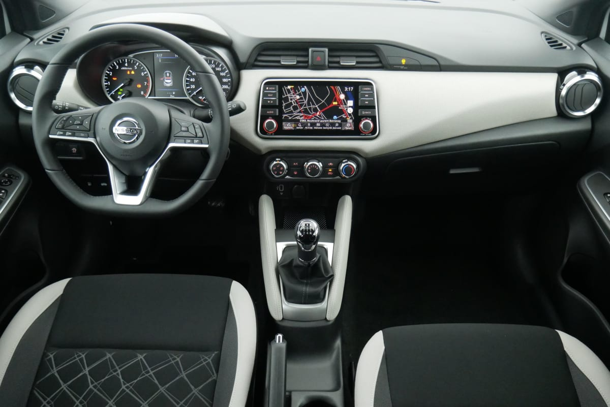 NISSAN Micra IG-T 100 N-CONNECTA