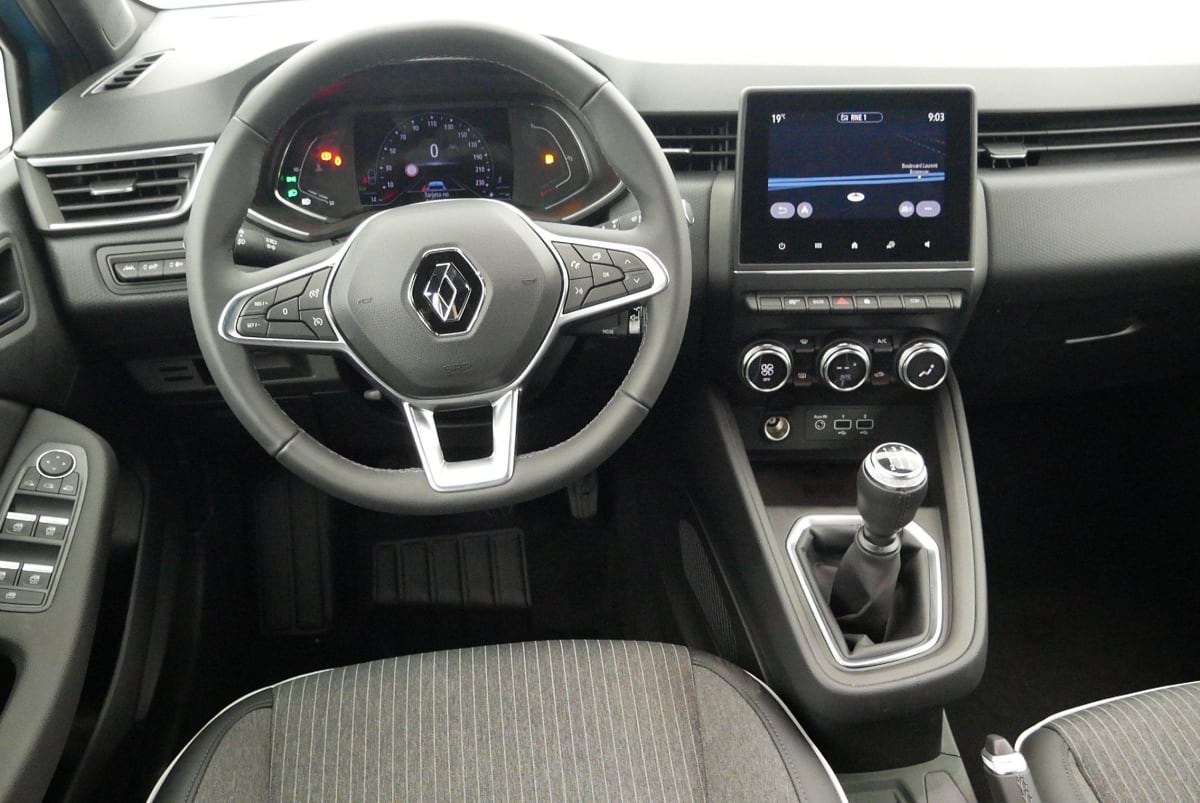 RENAULT CLIO V TCE 100 INTENS