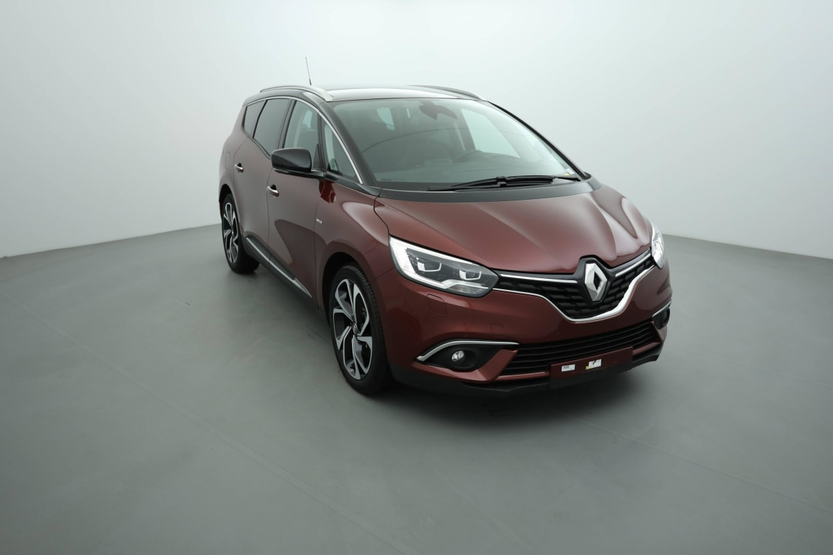 RENAULT Grand Scenic IV BLUE DCI 150 INTENS