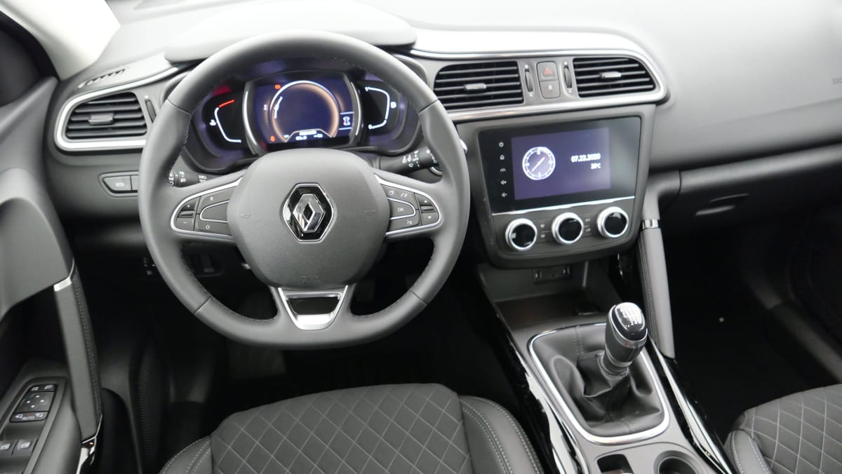 RENAULT Kadjar Nouveau BLUE DCI 115 BUSINESS