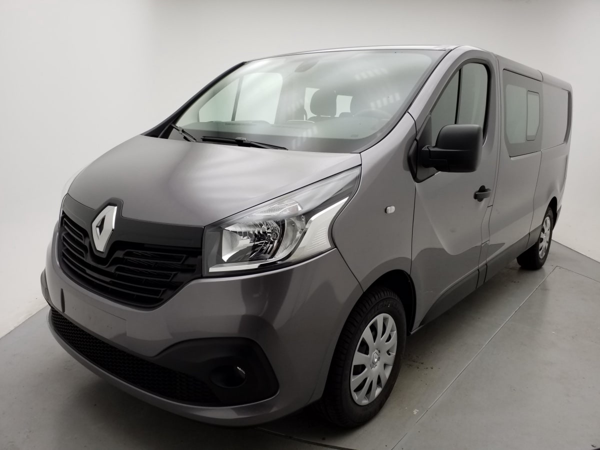 RENAULT TRAFIC CABINE APPROFONDIE L2H1 1200 KG DCI 145 E6 ENERGY GRAND CONFORT