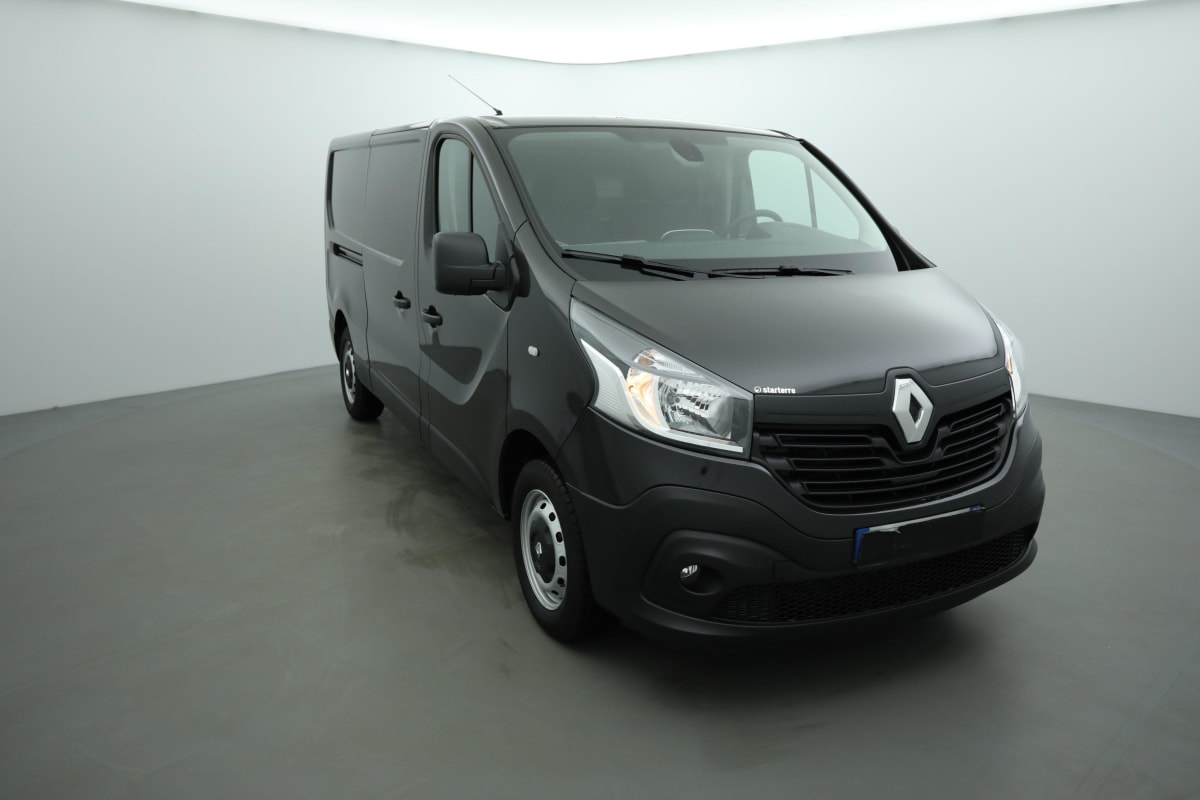 RENAULT TRAFIC FOURGON L2H1 1200 KG DCI 125 ENERGY E6 CONFORT