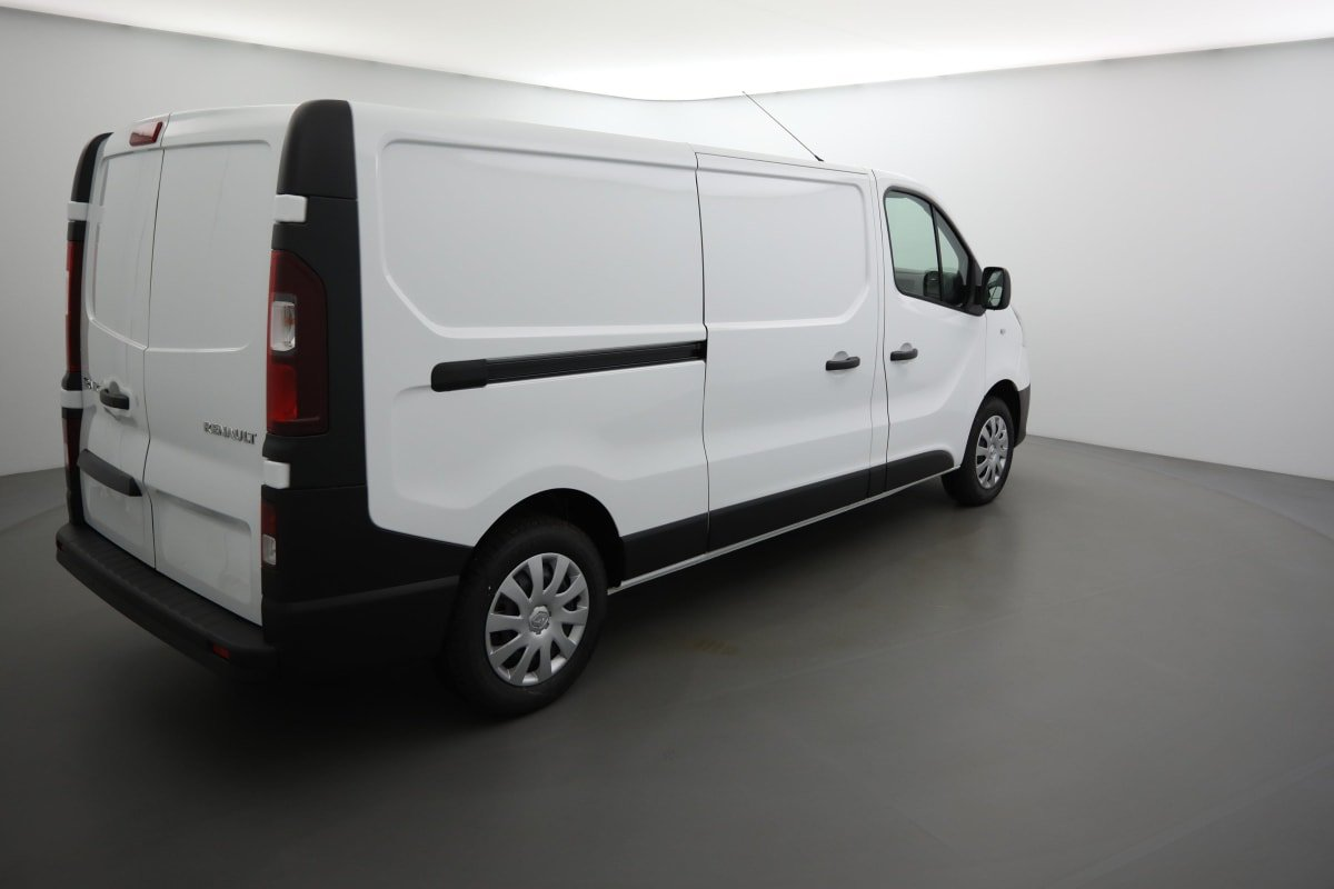 RENAULT TRAFIC FOURGON L2H1 1200 KG DCI 125 ENERGY E6 GRAND CONFORT