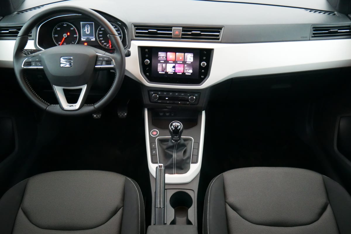 SEAT Arona 1.6 TDI 95 CH START STOP BVM5 XCELLENCE