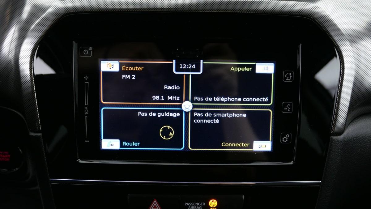 SUZUKI Vitara 1.4 Boosterjet Allgrip Hybrid Style